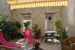 La Maison Bleue de Sigean, 5 Rue du Marché, 11130, Sigean