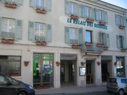 Le Relais des Bergers, 2 Place Neuve, 69850, Saint-Martin-en-Haut