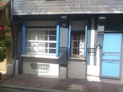 Studio Le Cocoon, 56 Rue Haute, 14600, Honfleur