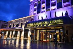 Swiss Diamond Hotel Prishtina, Mother Theresa St, 21000, Πρίστινα