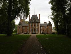 Château de Villars, Château de Villars, 03460, Villeneuve-sur-Allier