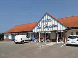 Les Augustines, 18 Route De La Plage Monchaux, 80120, Quend