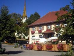 Gasthof zum Goldenen Kreuz, Burgweiler Straße 2, 88271, Wilhelmsdorf