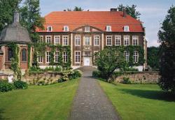 Hotel Schloss Wilkinghege, Steinfurter Str. 374, 48159, Munster