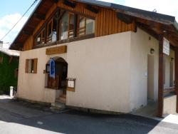 Auberge de Granier, Place de la mairie, 73210, Granier