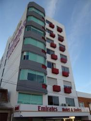Hotel Emirates, Rua Prefeito Hugolino Andrade, 474, 97574-010, Santana do Livramento