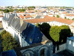 Abbaye Royale,  17400, Saint-Jean-d'Angély