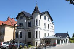 Hotel Villa Sommer, Friedrich-Franz-Straße 23, 18209, Bad Doberan