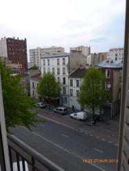 Maison Hôtel des 5 Silences, 17 boulevard Jules Guesde, 93200, Saint-Denis