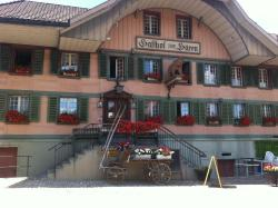 Gasthof zum Bären, Dorfstrasse 48, 3534, Signau