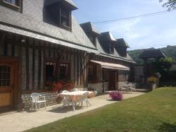 Chambres d'Hôtes Le Pressoir, 108 Route du Brécy, 76840, Saint-Martin-de-Boscherville