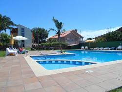 Hotel Gaivota, Playa de Montalvo, 32, 36979, Montalvo