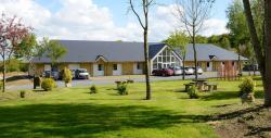 Brit Hotel Bayeux Relais Forêt, Lieu Dit L'embranchement, 14490, Montfiquet