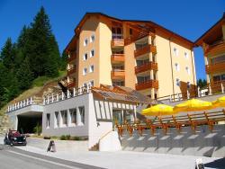 Hotel-Aparthotel San Bernardino, Strada Cantonale 3c, 6565, San Bernardino