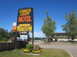 Coach Light Motel, 1938 Highway 16 E., V0J3A0, Vanderhoof