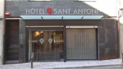 Hotel 9 Sant Antoni, Carretera de Puigcerdà, 11, 17534, Ribes de Freser