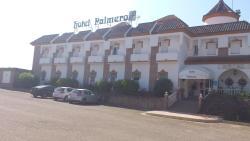 Hotel Palmero, Autovia A-4 km 523,7, 41410, Torrepalma