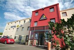 Hôtel Akena City Albi Gaillac, Za Les Xansos, 81600, Brens