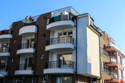 Asya Apartment, Kraibrezhna Street, 3, 8277, Lozenets