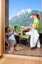 Hotel Wirtshaus Sattlerwirt, Oberndorf 89, 6341, 埃布斯镇