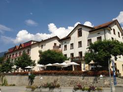 Hotel Schöntal, Bahnhofstrasse 5, 7477, Filisur