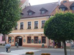 Hotel Fogl, Mírové náměstí 24, 37833, Nová Bystřice