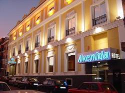 Hotel Avenida Leganés, El Charco, 6, 28911, Leganés