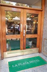 La Plata Hotel, 51 Nº 783 entre 10 y 11, 1900, La Plata