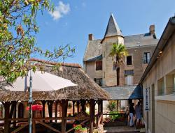 Splendid Hôtel, 139 rue du Dr Gaudrez, 49260, Montreuil-Bellay