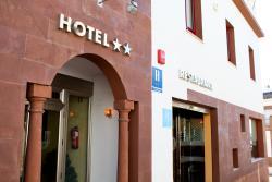 Hotel Rocio, Barroso, s/n, 14420, Villafranca de Córdoba