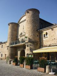 Hôtel Le Prieuré, Le Bourg, 42800, Sainte-Croix-en-Jarez
