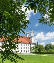 Hotel Kloster Holzen, Klosterstr. 1, 86695, Allmannshofen