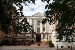 Parkhotel Altenburg, August-Bebel-Straße 16/17, 04600, Altenburg