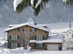Ferienhaus Bergland, Hilkat 294, 6874, 比兹奥