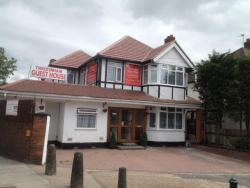 Twickenham Guest House, 10 Russell Road, TW2 7QT, Twickenham