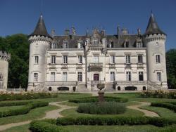 Relais du Silence Château de Nieuil, Château, 16270, Nieuil