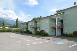 Fasthotel Grenoble Montbonnot, 1480 Route de la Doux, 38330, Montbonnot-Saint-Martin