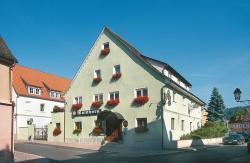 Hotel-Restaurant Waldhorn, Karlstraße 47, 88250, Weingarten