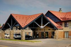 Lakeview Inn & Suites - Thompson, 70 Thompson Drive North, R8N 1Y8, Thompson