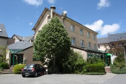 Hôtel Le Palous, 184 Avenue du Centre, 12160, Baraqueville