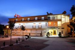 Hotel A Queimada, Plaza da Carrasca, 1, 36370, A Carrasca
