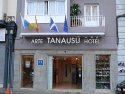 Hotel Tanausu, Padre Anchieta, 8, 38005, Santa Cruz de Tenerife