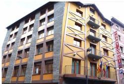 Hotel Sant Jordi, Princep Benlloch 45, AD 500, Andorra-a-Velha