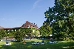 Relais du Silence Hostellerie Chateau de la Barge, Route des Bergers, 71680, Crêches-sur-Saône