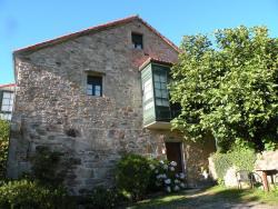 Hotel Rústico Santa Eulalia, Santa Baia s/n, Chacin, 15256, Mazaricos