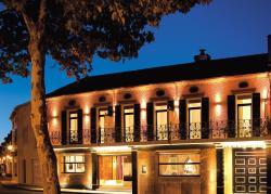 Hôtel-Restaurant Hervé Garrapit, 21, avenue Armagnac, 40190, Villeneuve-de-Marsan