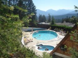 Motel Tyrol, 5016 Highway 93, V0A 1M0, Radium Hot Springs