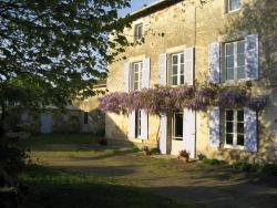 Le Mouillage Vert, 7 rue de la Fontaine Chaillot, La Villedé, 79800, La Mothe-Saint-Héray