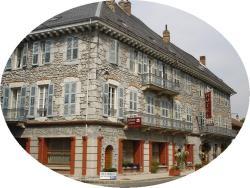 Hotel George, 11 Quai De L'isere, 73800, Montmélian