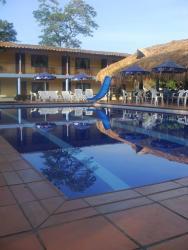 Hosteria Paraiso de Santa Fe, Avenida El paso 1.5 km, después del puente del Cauca, 057057, Santa Fe de Antioquia